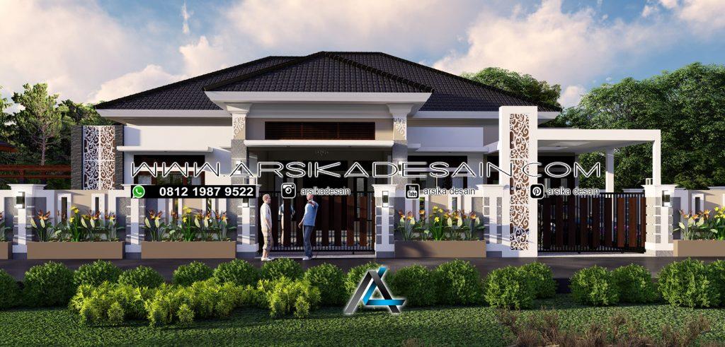 Desain Rumah 18x24 5 Meter Arsika Desain Konstruksi Pt