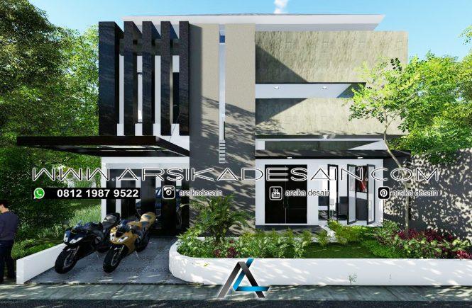 desain rumah 10x15 meter