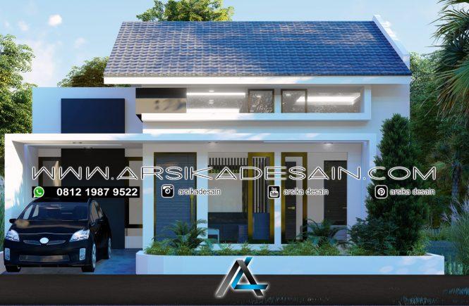 desain rumah 9x12 meter