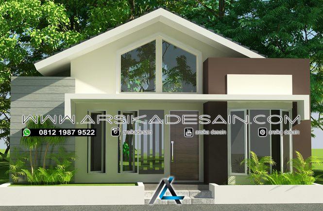 desain rumah 9x7 meter