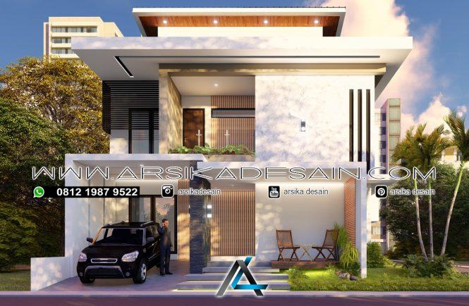 desain rumah 13x18 meter