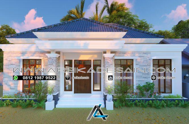 desain rumah 16x9 meter