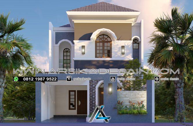 desain rumah 7x14 meter