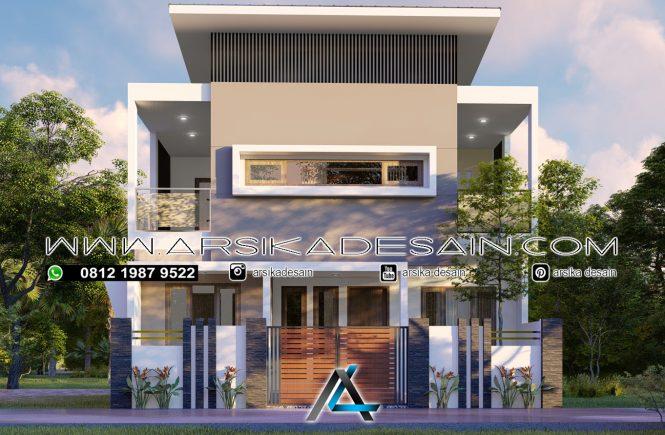desain rumah 9x13 meter