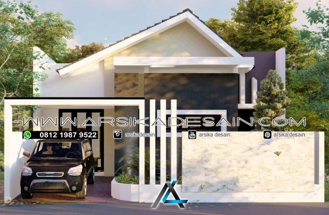 desain rumah 9x15 meter