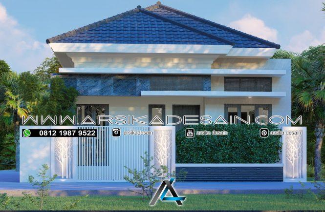 desain rumah 9x16 meter
